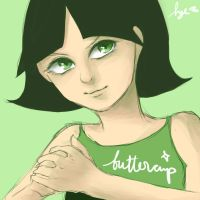 buttercup by meymh