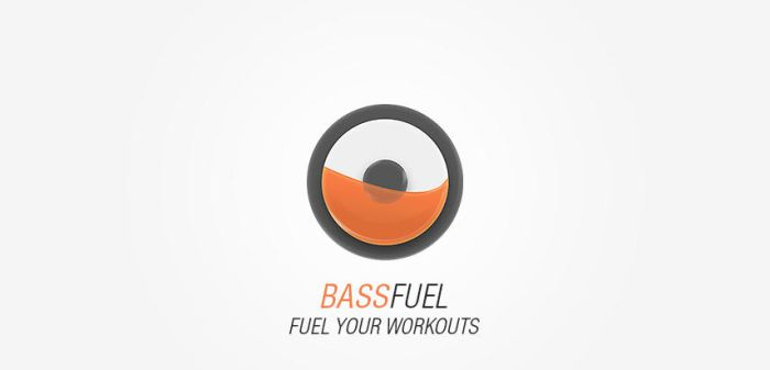 BassFuel Logo by UVSoak3d