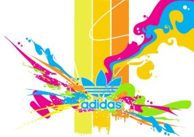 Lively Adidas by ronaldesign