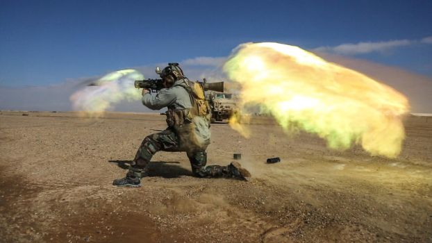 Carl Gustav Recoilless Rifle by MilitaryPhotos