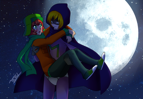 My Mysterion by the88cherryice