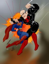 Supergirl Variant 547 by Rogelioroman V1 by THE-Darcsyde