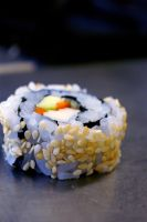 California Roll by chiziwhiteafrican