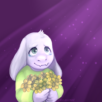 ASRIEL by Res0nare
