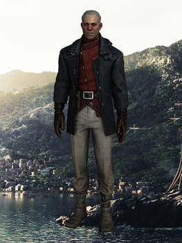 Dishonored 2 Death of the Outsider - Daud by Mageflower