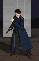 Captain Jack Harkness by Weaselon