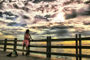 before sunset by gezl