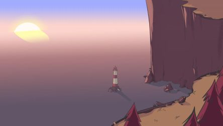 Layout Concept - The Lighthouse by Drill8Bit