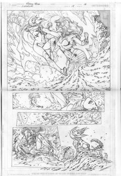 Supergirl 18 page 16 by robsonrocha