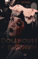 Dollhouse||Wattpad Cover|| by DaisyChan55