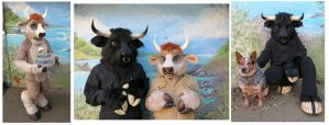 Bovines by LilleahWest