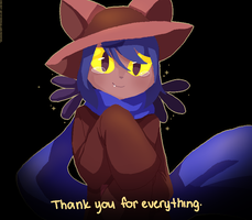 Thank You For Everything [OneShot] by DekuGallade