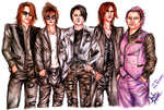 LUNA SEA: 30th Anniversary by divadonna224