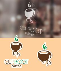 cuproot coffee by Matylly
