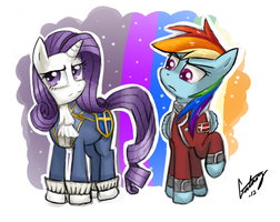 Uniforms by Galaxyart