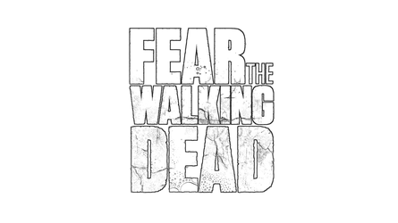 Fear Walking Dead coloring page by Richard67915