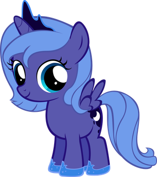Luna Filly by MoongazePonies