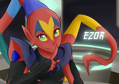 Ezor by Jannzky