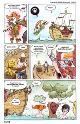 Donnerbolzen Pagina 04 by IndustrialChow