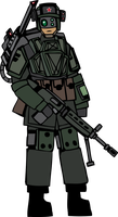 IRS 3GA HASO Heavy Infantry by Target21