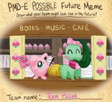 Team Pecha's Goals in Life by Galactic-Rainbow