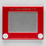 Classic Etch A Doodle 2 by pikajane