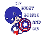 My Shiny Shield and Me by saladsalty