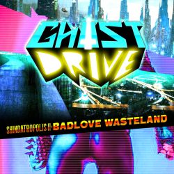 Shindatropolis II: Badlove Wasteland - album Cover by andehpinkard