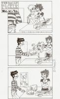 The Daily Pickle: Wail of a Tail by 2D-Dipper