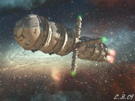 System Cruiser by ChristianBeyer