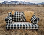 abandoned couch 4 by yellowicous-stock