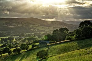 Hathersage Light by CharmingPhotography