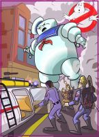 Ghostbusters by PascalDelorme1979