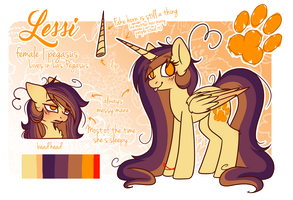 Lessi Reference {2017} by Ruefers