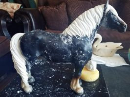 Custom Breyer Mane and Tail 1 by JenniferBee