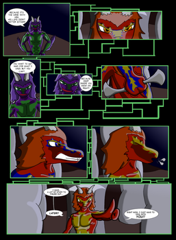 Destined Flames -Page 133- by SpeedAction