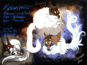 Kissapallo - Reference by Grypwolf