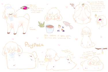 NEW species l Psypacas by Sno-berry