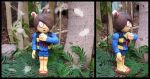 KITARO BY MY LIL BROTHER by paintmarvels
