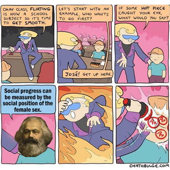 A Hot piece of Marx by Party9999999