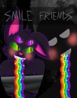 Smile, Friends by Muddy-Waters