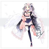 [CLOSED] FloraAstral Angel [Auction] by aririzia