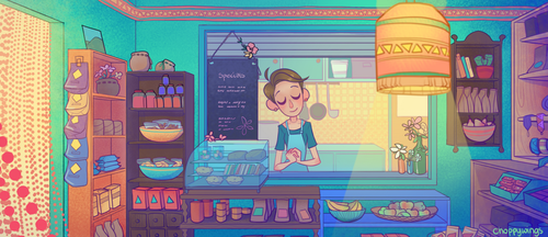 Eclectic Store by Choppywings