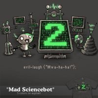 Mad Sciencebot by InfinityWave