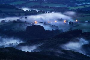 Creeping Mist by FlorentCourty