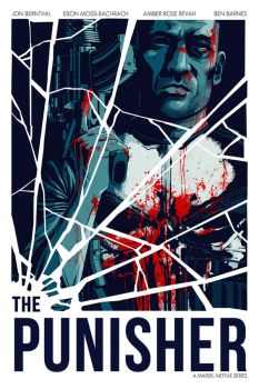 The Punisher by AndrewKwan