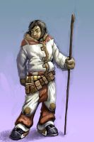 Northern Nomad by RougeSpark