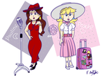 Pauline or Peach by ThatLovelyLady