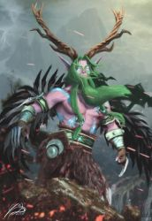 Malfurion by YoDCreaction