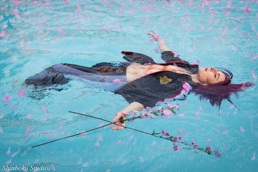 Rin Blossom Edit by AthelCosplay